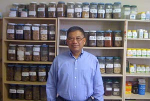 Dr. Bill Tseng at Alamo Acupuncture